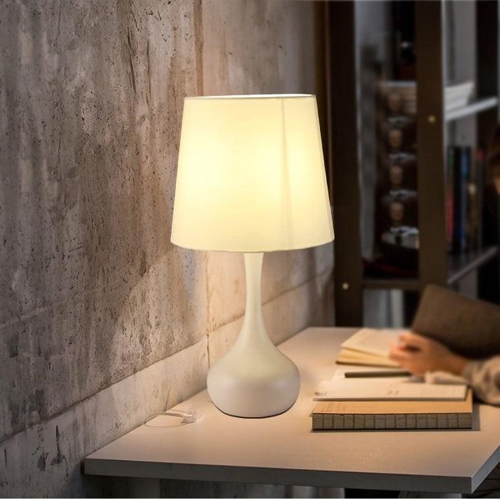 Đèn ngủ Nordic phong cách hiện đại