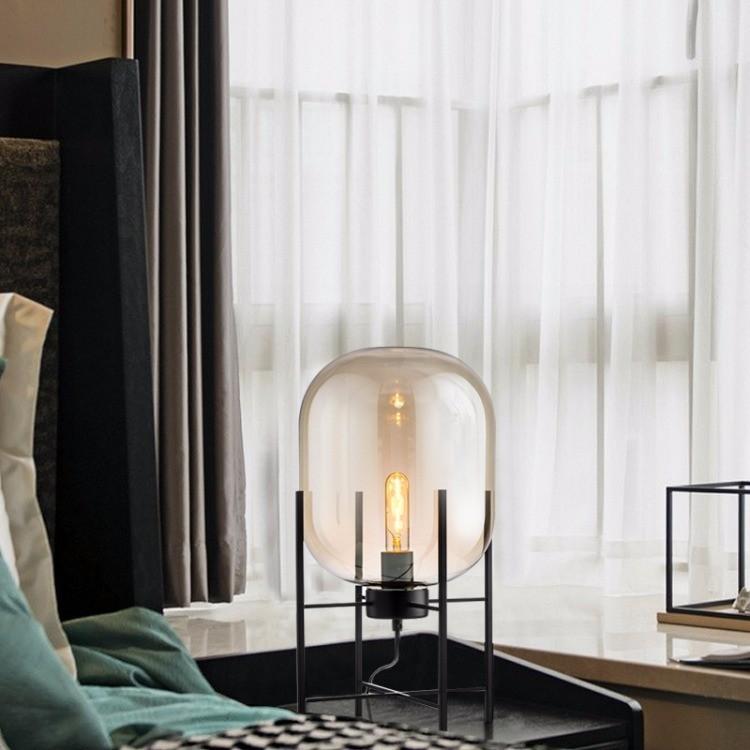 Đèn ngủ để bàn Ceona hiện đại trang trí phòng