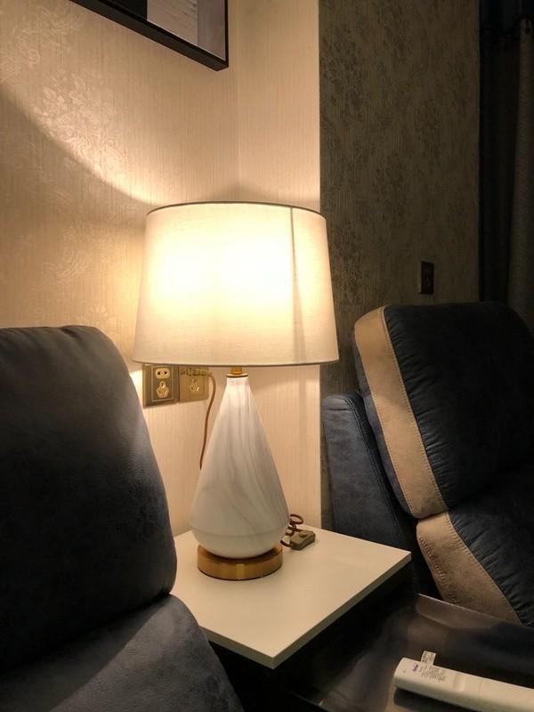 Sử dụng đèn Tinama trong không gian phòng ngủ