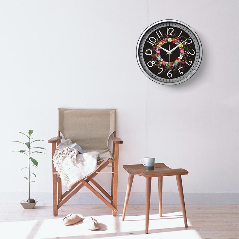 Đồng hồ hình hoa