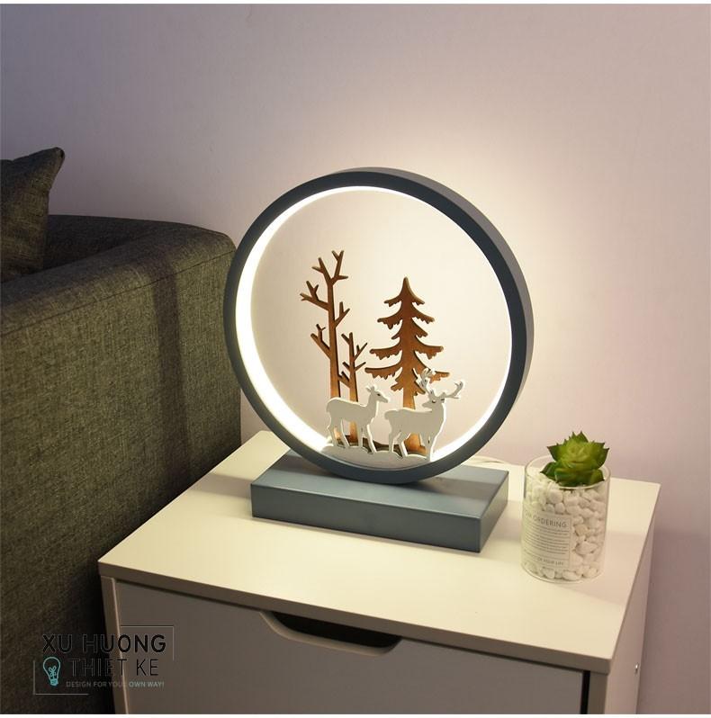 Đèn Tinama điêu khắc nghệ thuật