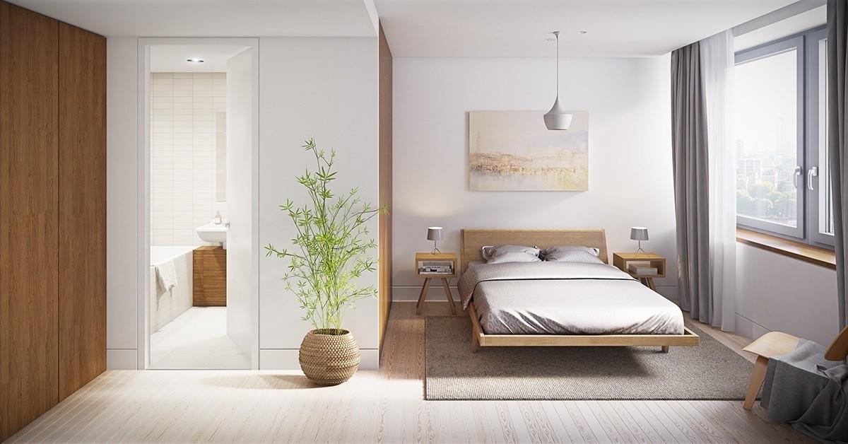 Trang trí căn phòng đẹp đúng chuẩn phong cách Minimalism trong nội thất