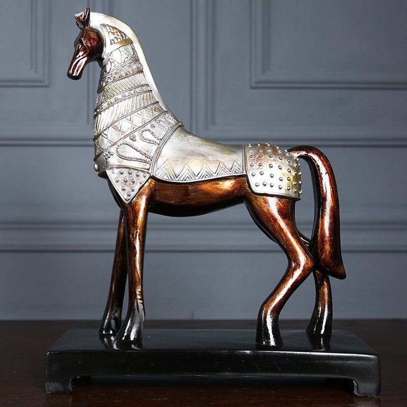 Tượng chiến mã Greek Horse
