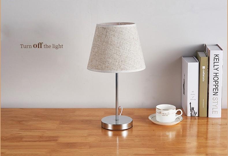Đèn ngủ Simple Perfect Light khi tắt đèn