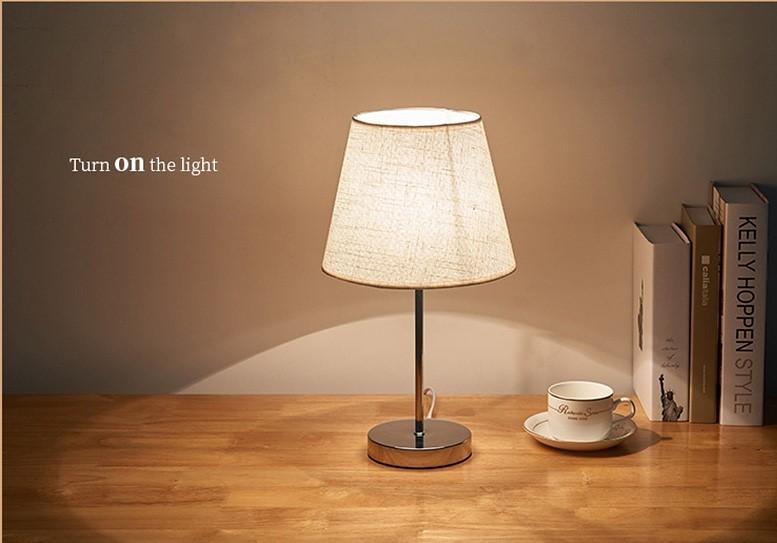 Dòng sản phẩm đèn ngủ Simple Perfect Light sở hữu bóng tiết kiệm điện và nhiệt năng tiêu thụ