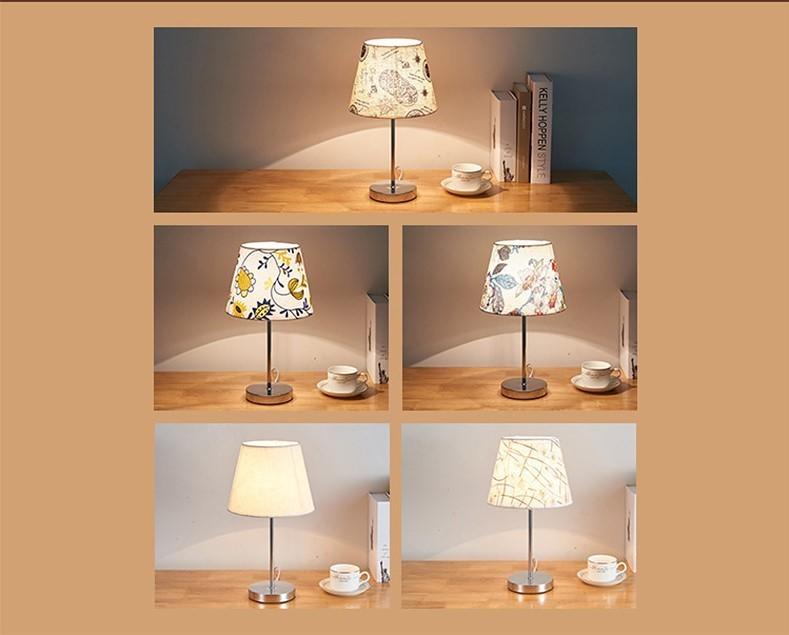 Đèn ngủ để bàn giá rẻ hcm