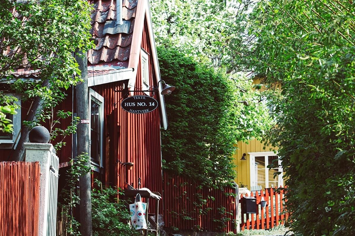 Một căn nhà theo phong cách Nordic