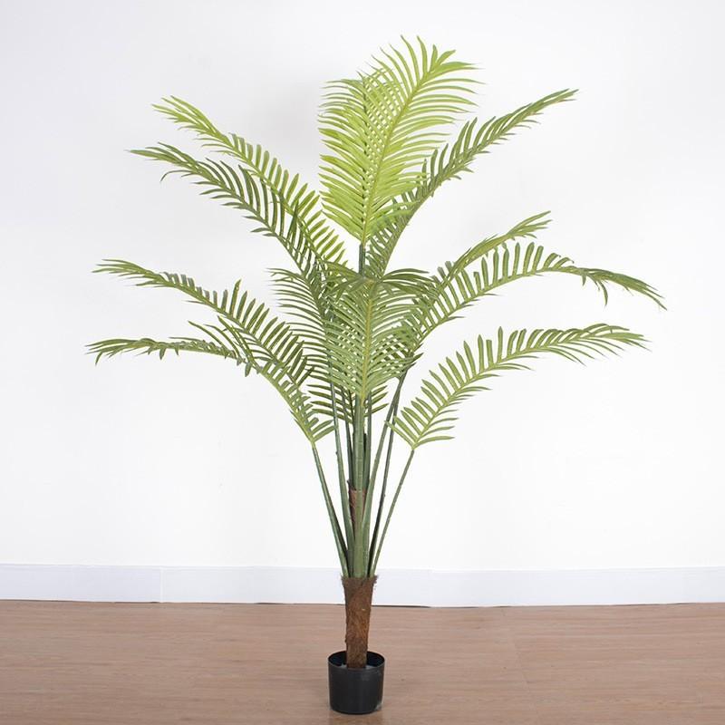 Sản phẩm mô hình cây dừa trang trí không gian