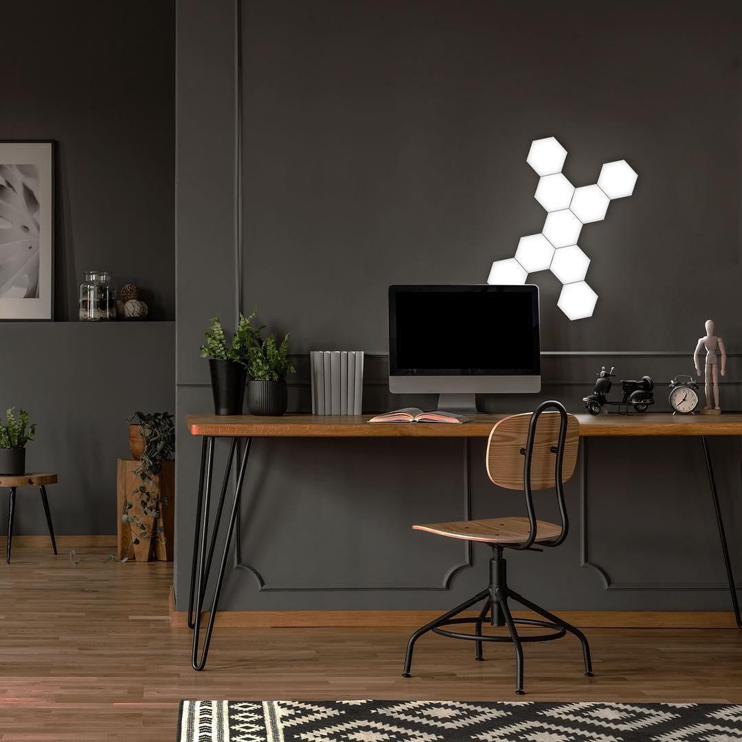 Thiết kế sáng tạo của đèn cảm biến ánh sáng thông minh Helios Lightings