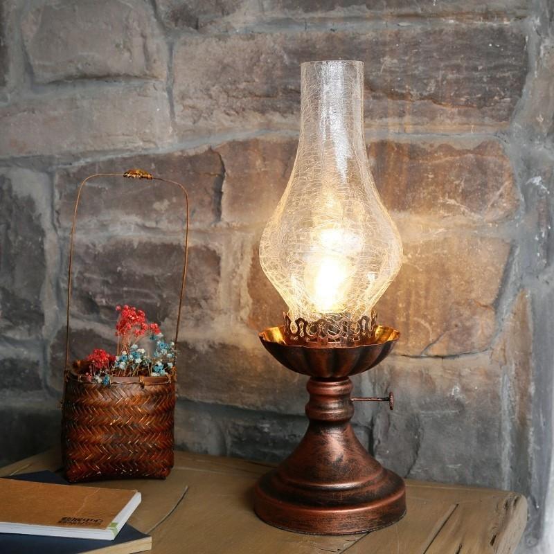 Vẻ đẹp cổ điển mà đèn Ritro mang đến