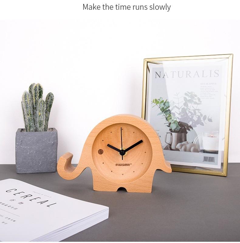 Đồng hồ để bàn Musor