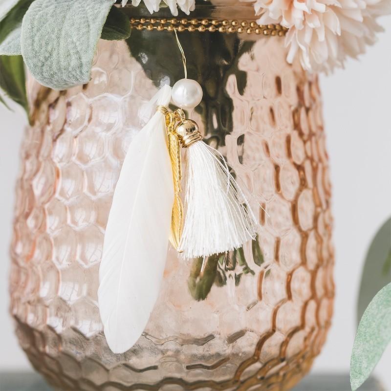 Vẻ đẹp ngọt ngào của bình cắm hoa Lilimay.