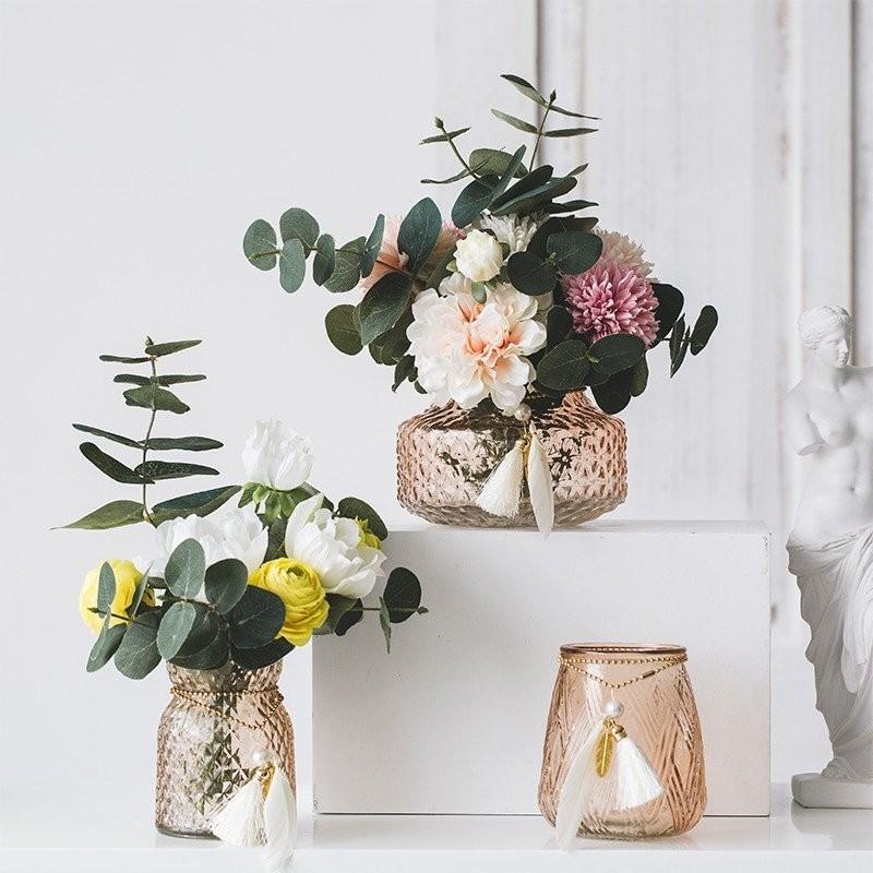 Vẻ đẹp ngọt ngào của bình hoa Lilimay