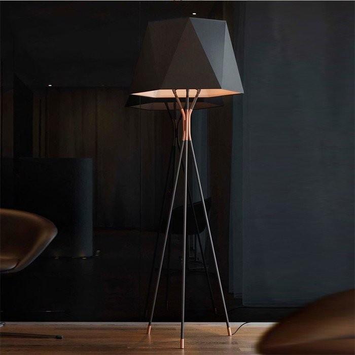 Đèn cây Ciara - Hàng nhập khẩu chất lượng cao