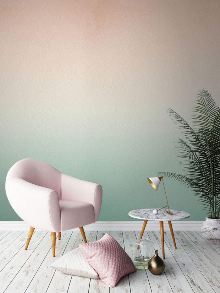 Trang trí phòng với sắc xanh ngọc dịu mát và thư thái