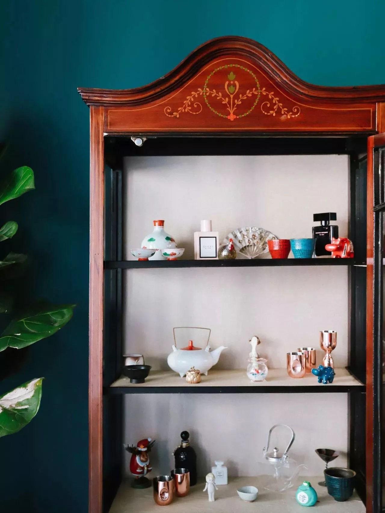 Cách bố trí các đồ trang trí nội thất theo một phong cách rất dễ thương