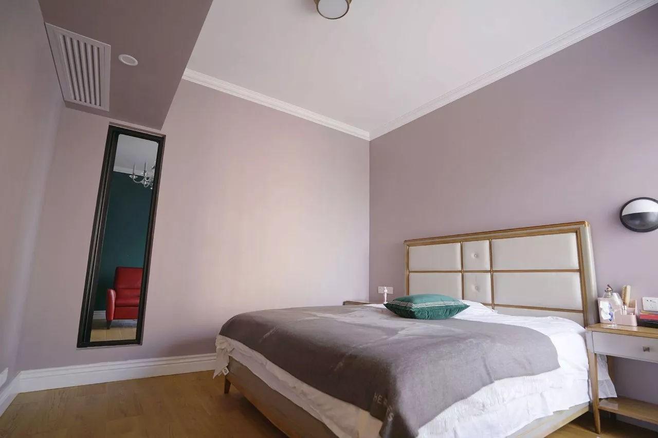 Không gian phòng ngủ nhỏ như ấm cúng và thoải mái
