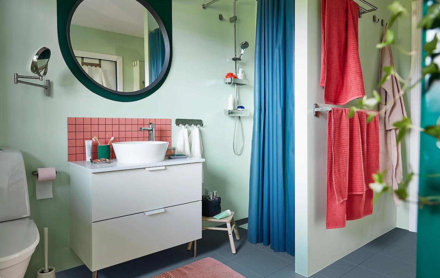 Tips trang trí không gian phòng tắm đẹp làm spa mini