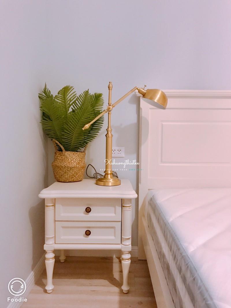 Đèn America Frida trong không gian phòng ngủ