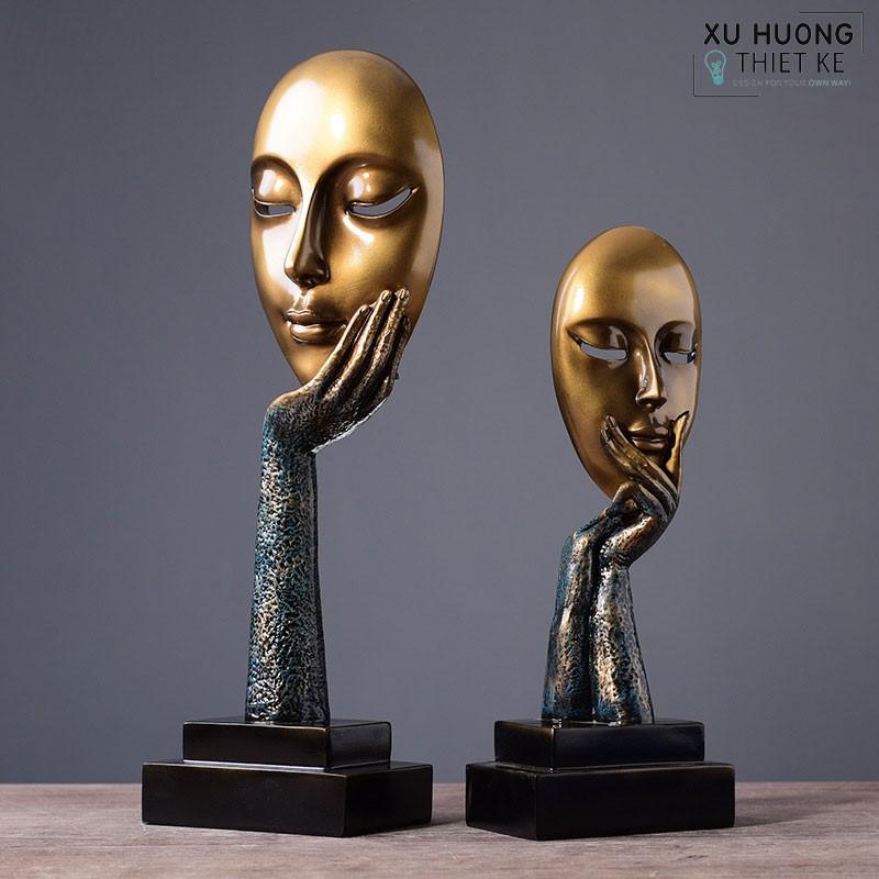 Bộ tượng trang trí Art Rilom
