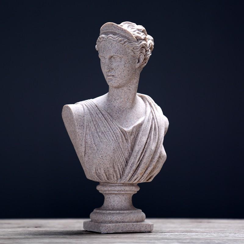 Tượng trang trí nữ thần Hy Lạp
